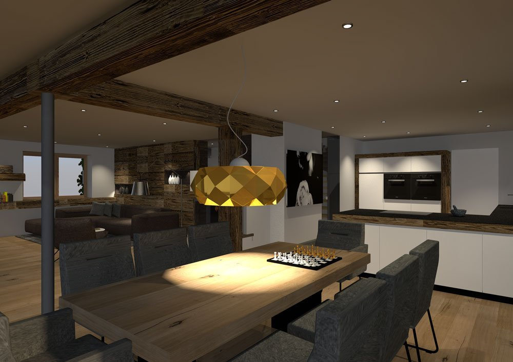Wohndesign Planung
