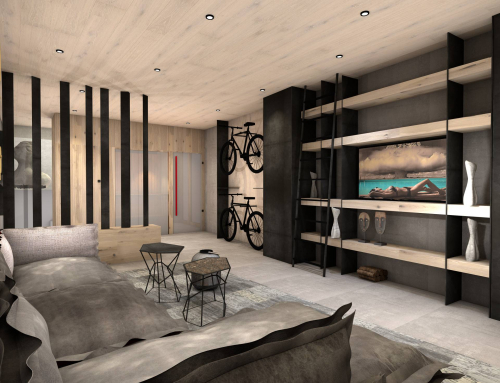 Innenarchitektur + Wohnraumplanung