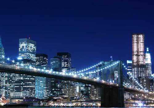 Wandgestaltung New York
